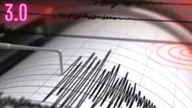 Earthquake In Delhi-NCR And Noida With Magnitude 3.0