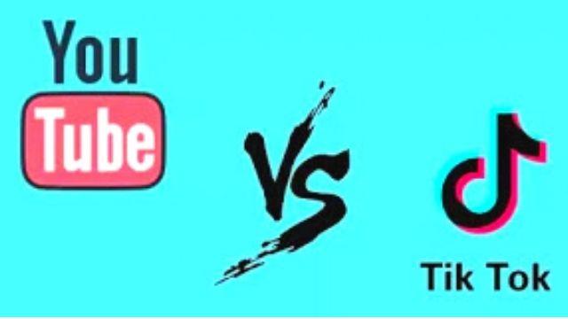 Youtube vs TikTok - Carryminati