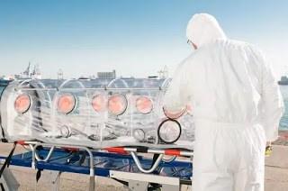 ebola virus cases detected